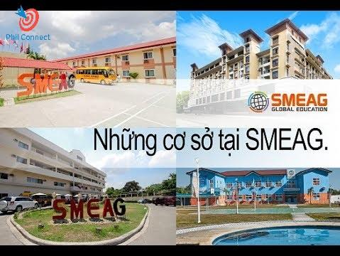 Học tiếng Anh tại Philippines: Một số hình ảnh về trường Anh ngữ SMEAG