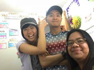 Anh Nguyễn Quang Trung - Học viên khóa ESL 08 tuần