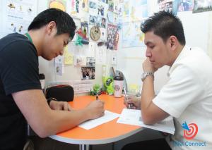 Học Anh văn tại Philippines - Lớp 1-1