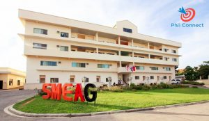 Campus Classic của trường Anh ngữ SMEAG