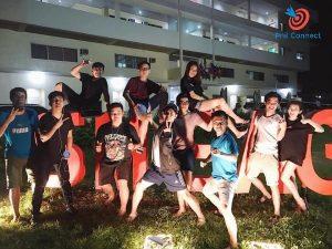 Học viên Việt Nam tại campus Classic trường SMEAG