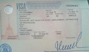 Visa du học tiếng Anh tại Philippines