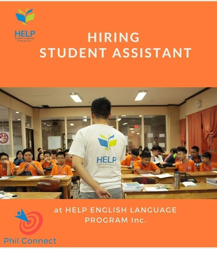 Trường Help tuyển dụng
