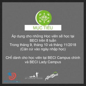 Khuyến mãi từ trường Anh ngữ BECI nhân dịp khai trương campus mới-3