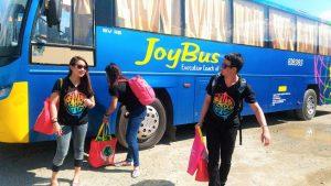 Hãng Joy Bus đi Baguio tại Philippines