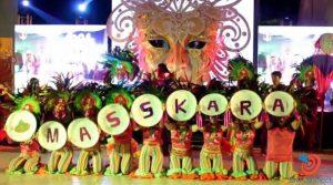 Lễ hội Masskara tại Bacolod, Philippines