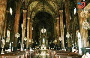 Nhà thờ San Sebastian, thành phố Bacolod, Philippines