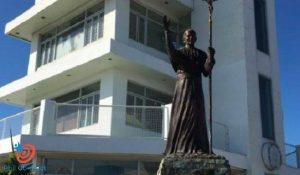 Tháp đức giáo hoàng John Paul II