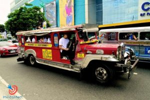 Xe Jeepney tại Philippines