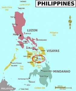 Đảo cebu du học hè Philippines
