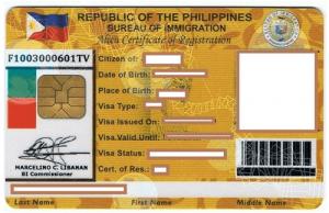 Học tiếng Anh tại Philippines - Phí ACR I-Card