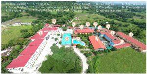 Du học hè Philippines - Khuôn viên trường SMEAG