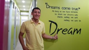 Review học tiếng Anh tại Philippines trường CG