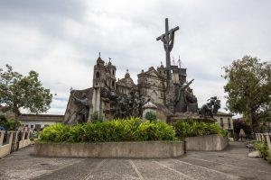 Tượng đài di sản Cebu - du học hè Philippines