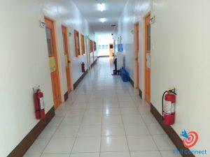Học cấp 3 ở Philippines - dãy lớp học trường SMEAG