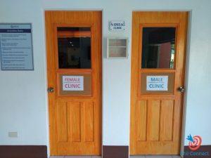 Học cấp 3 ở Philippines - phòng y tế tại trường SMEAG