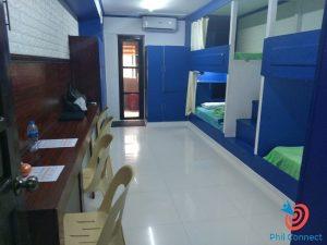 Học cấp 3 ở Philippines - phòng KTX trường SMEAG