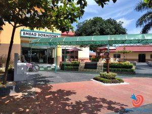 Học cấp 3 ở Philippines - khu KTX trường SMEAG