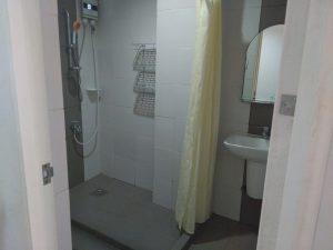 Phòng bathroom KTX 3 người trường SMEAG