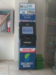 Máy ATM tại campus Classic trường SMEAG
