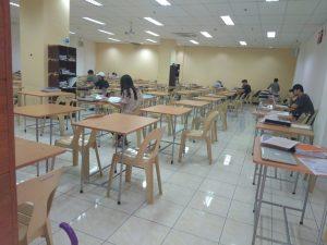 Phòng tự học tại campus Classic trường SMEAG
