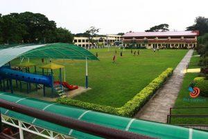 Học cấp 3 tại Philippines - Không gian xanh của trường