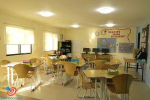 Học cấp 3 tại Philippines - Phòng học thiết kế sáng tạo