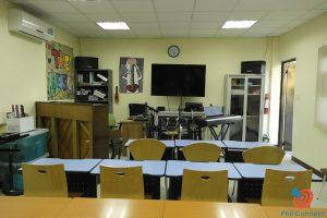Học cấp 3 tại Philippines - Phòng học nhạc