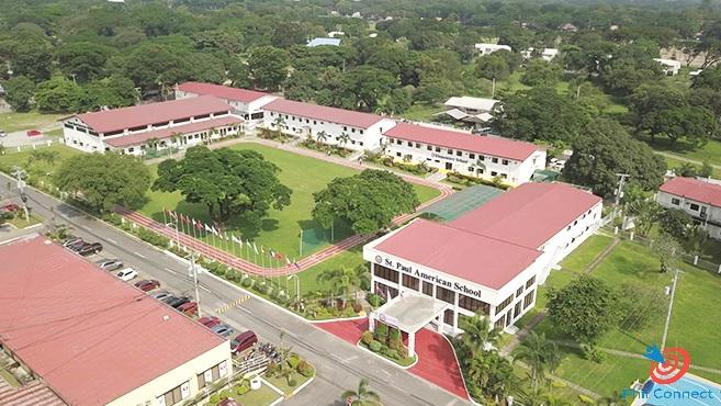 Học cấp 3 tại Philippines – Trường quốc tế theo tiêu chuẩn Mỹ