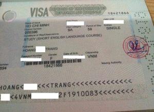 Visa du học Philippines - Ms. Hoàng Trang