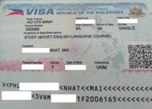 Visa du học Philippines - Ms. Nhật Mai