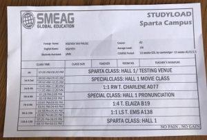 Học viên trường SMEAG